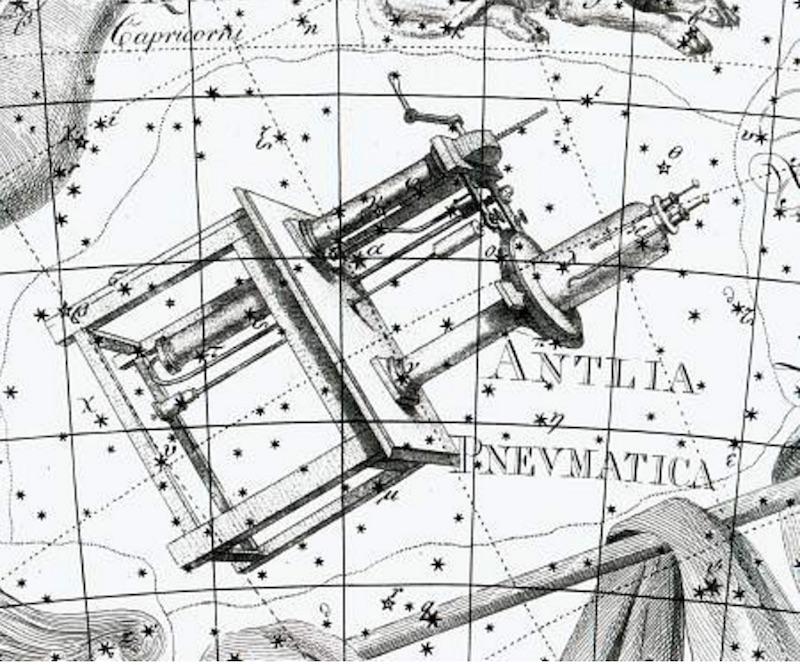 constelacion antlia
