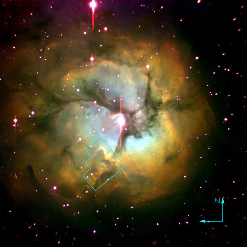 Trifid.nebula