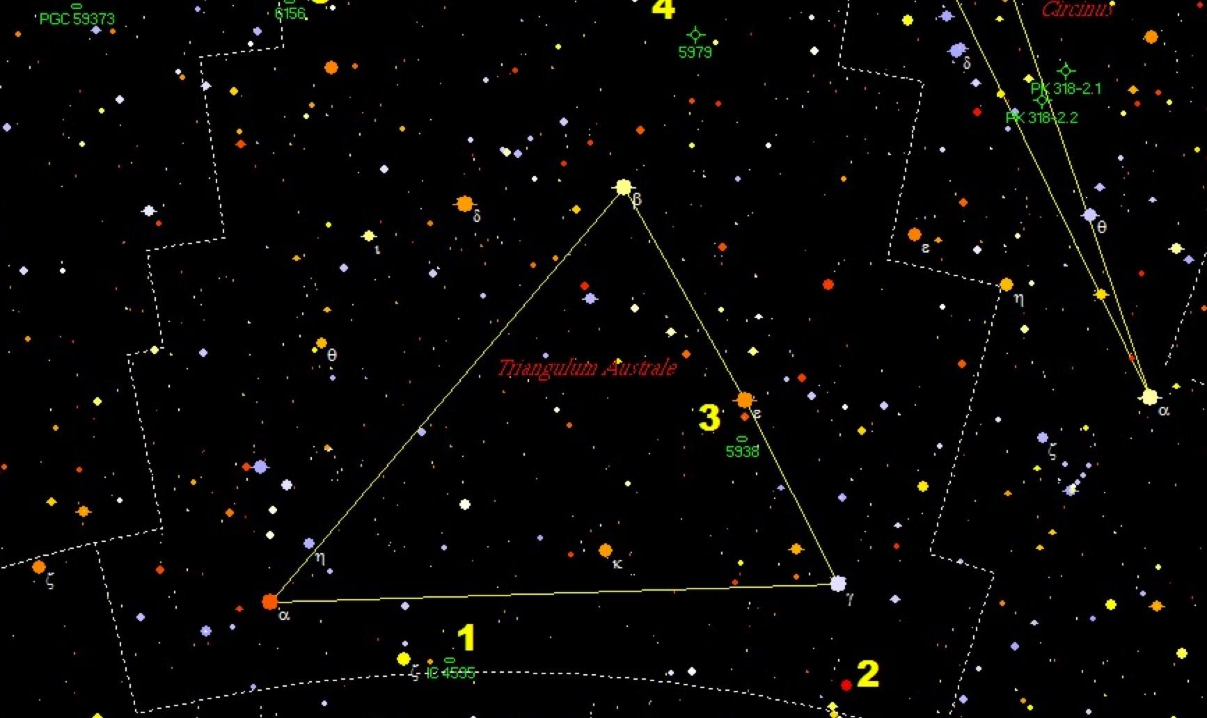 triangulo austral